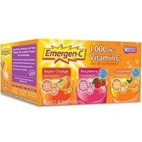 エマージェン-C バラエティパック 90ct Emergen-C Variety Flavor Pack - 90 ct.