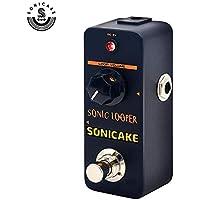 Sonicake ルーパー ギターエフェクターペダル 10分間のループ