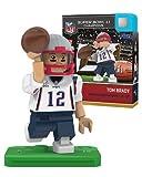 Tom Brady NFL OYO New England Patriots Super Bowl LI Generation 4 G4 Mini Figure [並行輸入品]