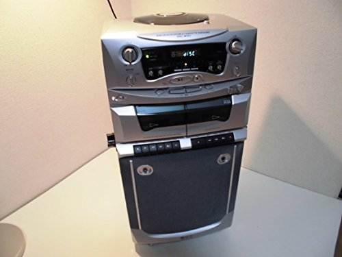 SOWA DVD&ダブルカセットカラオケシステム DVC-W501