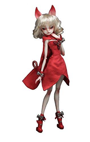 Dollchateau 32cm マンディー (フェイスアップ、ボディ ブラッシング フルセット)