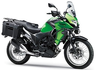 2017 VERSYS-X ABS TOURER(KLE250BHF)キット、タンクパッド999941000