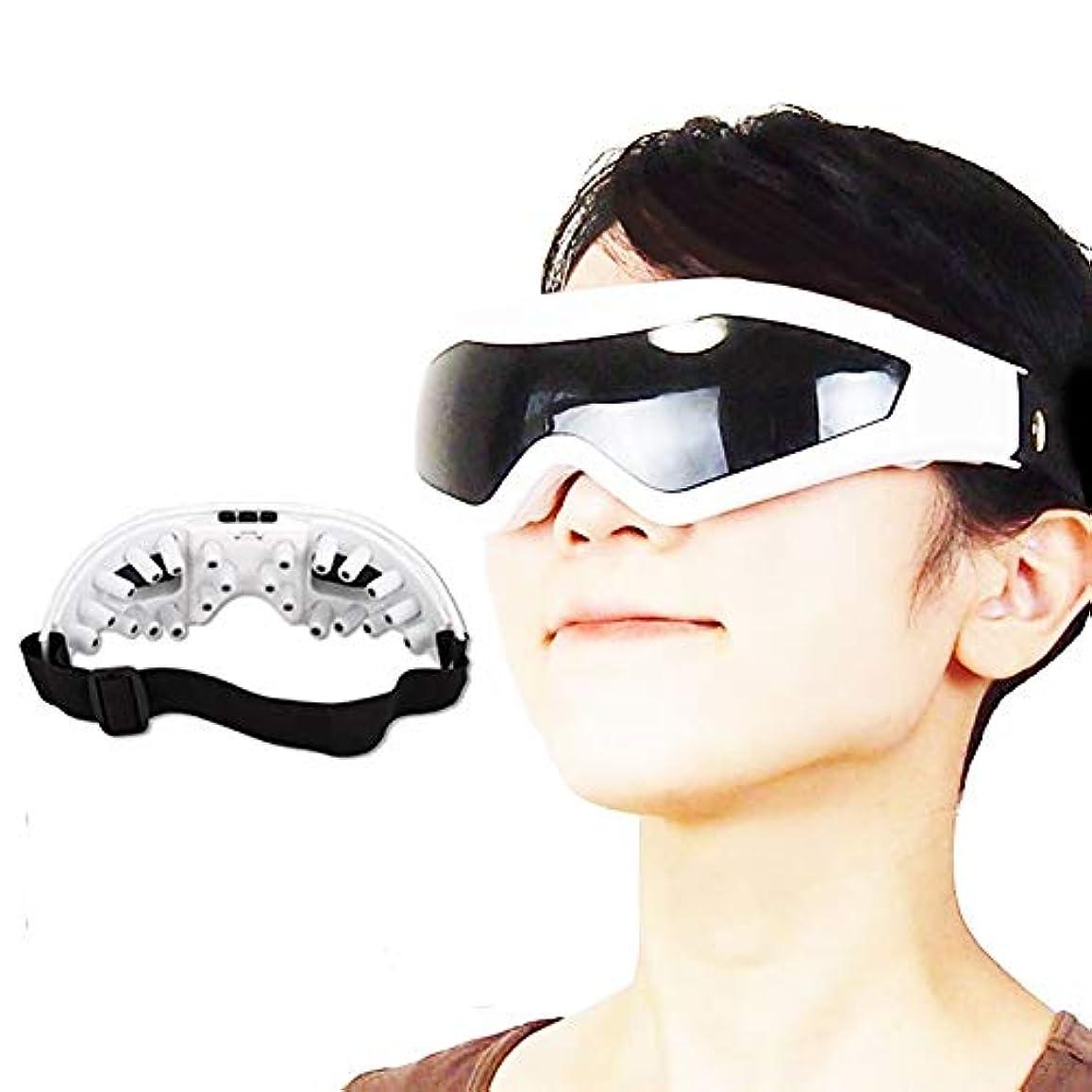 持ってる接辞修正するアイマッサージャー アイケア 眼のマッサージ器 アウトレット品