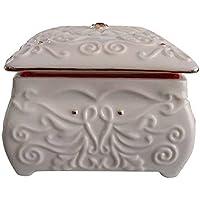 Lenox Carved Music Box
