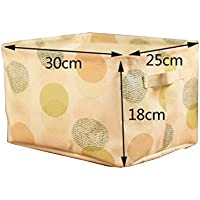 長方形家庭用ストレージコンテナ便利なリネン化粧品収納ボックス