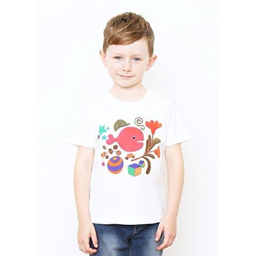 (グラニフ)graniph コラボレーションキッズTシャツ / きんぎょがにげたカバー ( 五味太郎 ) ( ホワイト ) 90