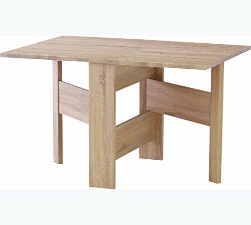 AZUMAYA フォールディングダイニングテーブル フィーカ