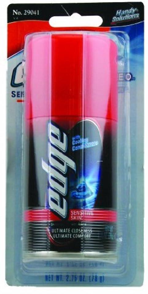 競合他社選手信念叫び声Handy Solutions Edge Shave Gel 2.75oz Packages (Pack of 4) [並行輸入品]