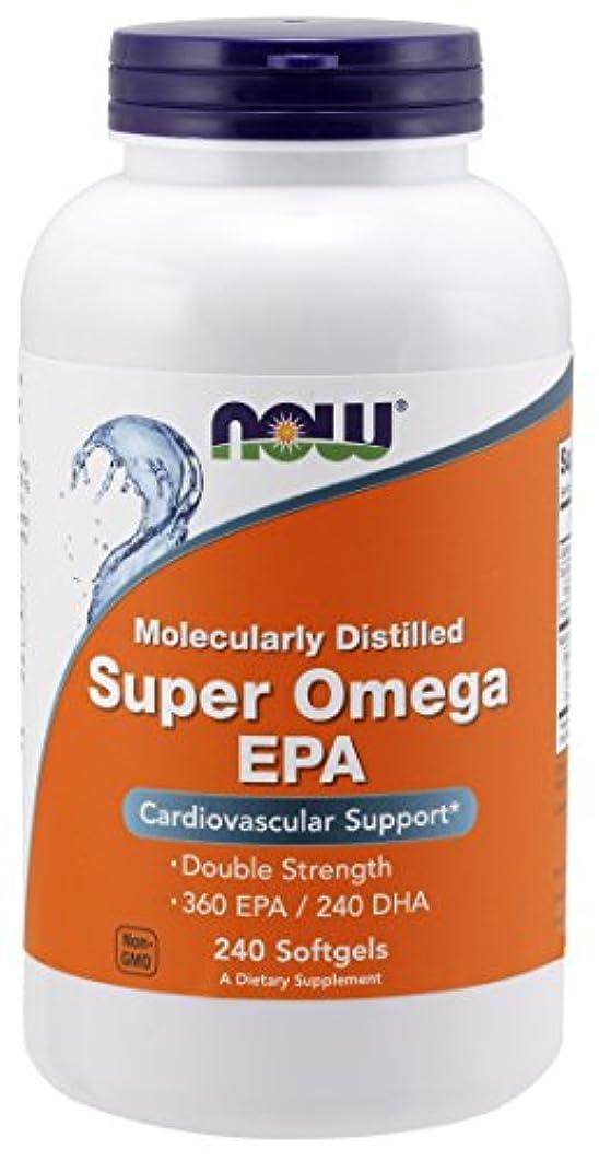 一元化する蓄積するあいさつ[海外直送品] ナウフーズ スーパーオメガ EPA 240錠