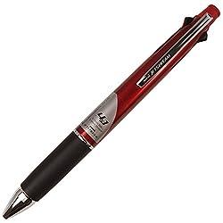 三菱鉛筆 多機能ペン ジェットストリーム 4&1 0.7 MSXE510007.65 ボルドー
