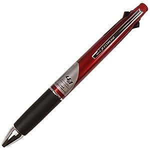 三菱鉛筆 多機能ペン ジェットストリーム 4&1 0.7 ボルドー MSXE510007.65
