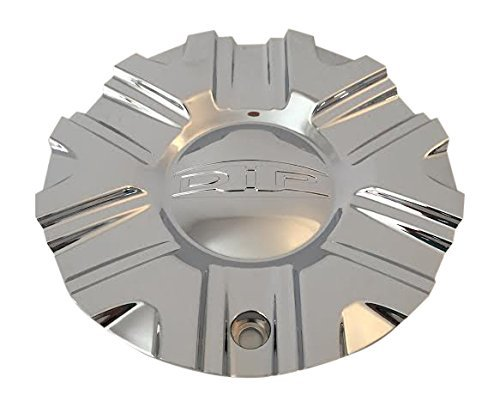 DIP WHEELS D98 Hack C10D9802C C614601CAP Chrome Wheel Center Cap [並行輸入品]
