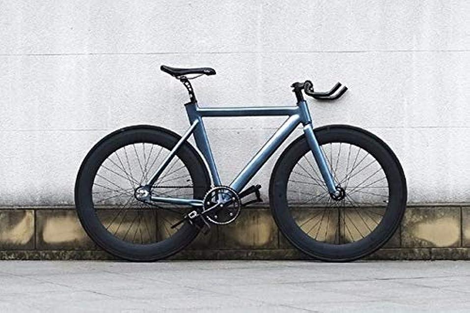 蒸留チャペル子供達BeesClover 筋肉 バイク 固定 ギア バイク 1個 フィクシー 自転車 固定ギア バイク 53cm フレーム DIY 筋肉フレーム アルミニウム 合金 700C フレーム