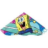 Sky Delta 42-inches Poly Delta Kite: Sponge Bob by X-Kites [並行輸入品]