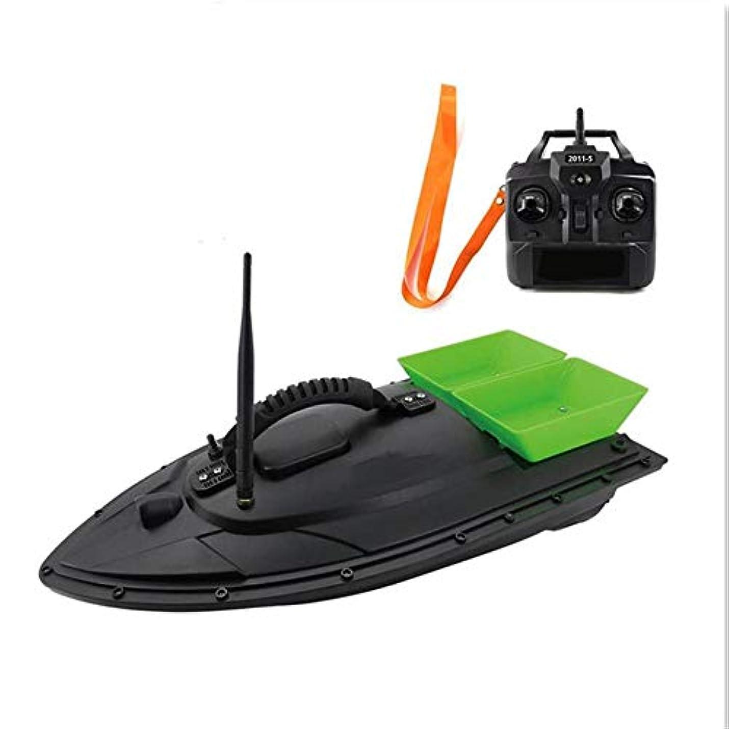 人工的な教えて凍結RCボートの魚群探知機、1.5 kgの読み込み500 mの釣り餌のボート、高速電気ワイヤレス鋳造ヨット、釣り道具アクセサリーツール