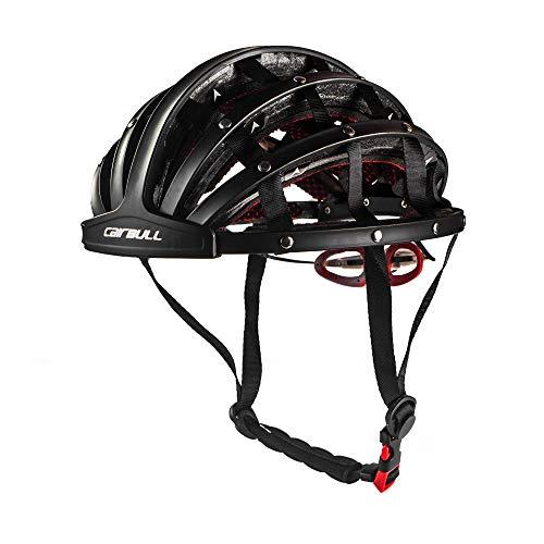 Lixada 自転車ヘルメット 超軽量 高剛性 折りたたみ可 サイクリング ...