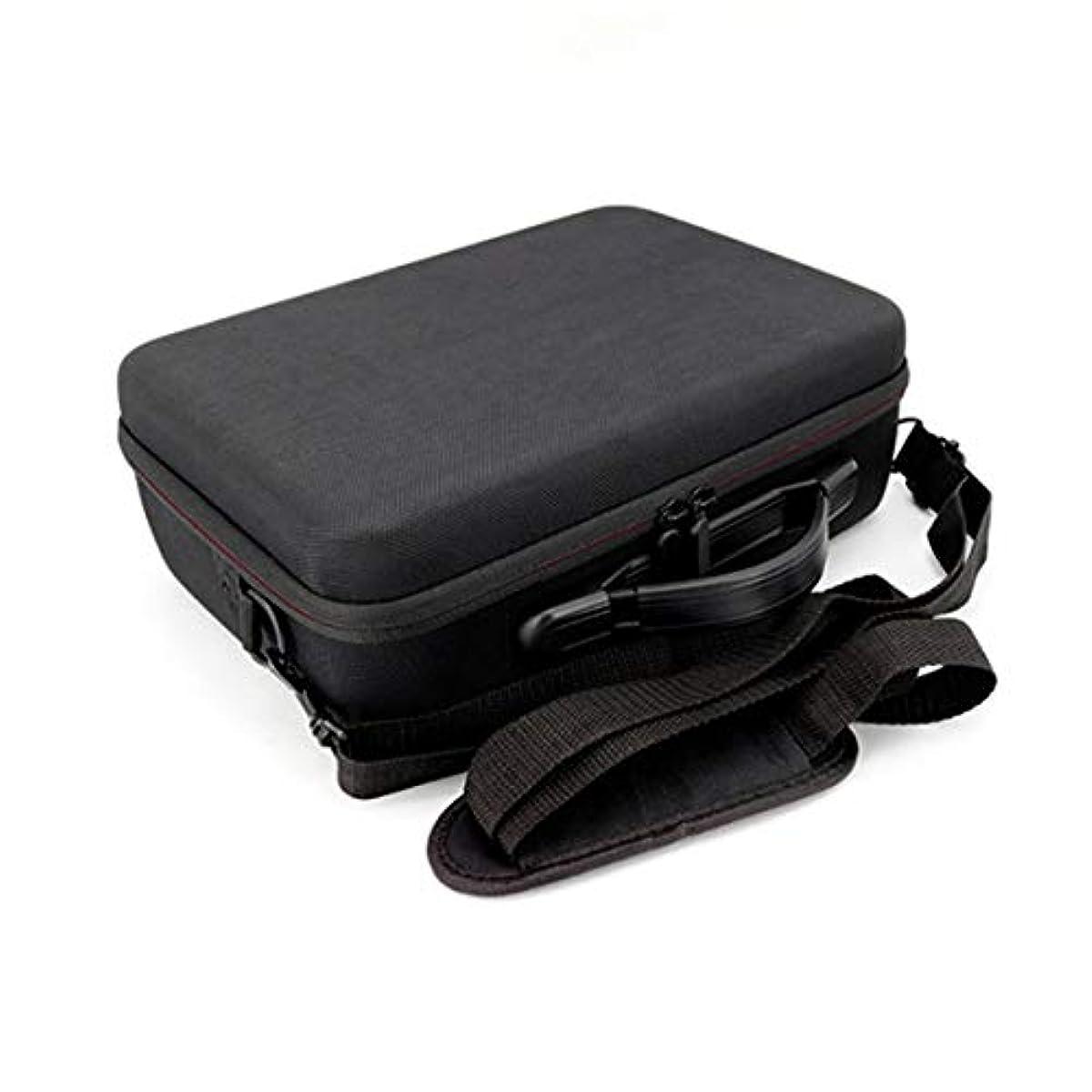 動物主人決定的DJI Mavic 2 Pro Zoom-Blackに適したポータブルサイズのドローンバッテリーショルダーバッグケースオーガナイザーボックス収納ボックス