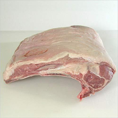 仔羊チルド NZ産 背骨付き背肉(カレダニォ)ラムラック 約1000g 金曜日入荷冷蔵