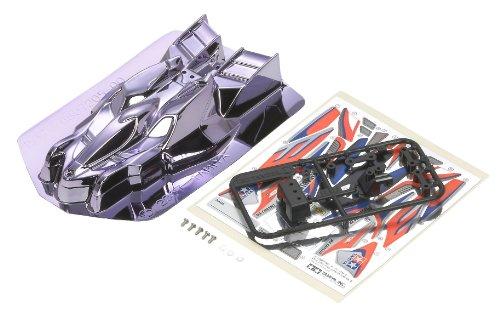 ミニ四駆限定シリーズ マンタレイ Mk.II ポリカボディ (バイオレットメッキ)