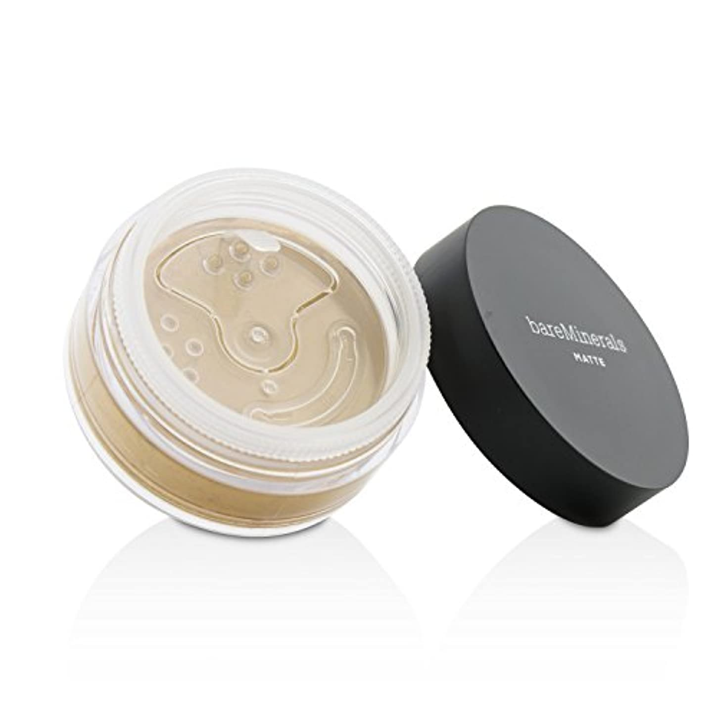 パンダ慰め建てるベアミネラル BareMinerals Matte Foundation Broad Spectrum SPF15 - Tan Nude 6g/0.21oz並行輸入品