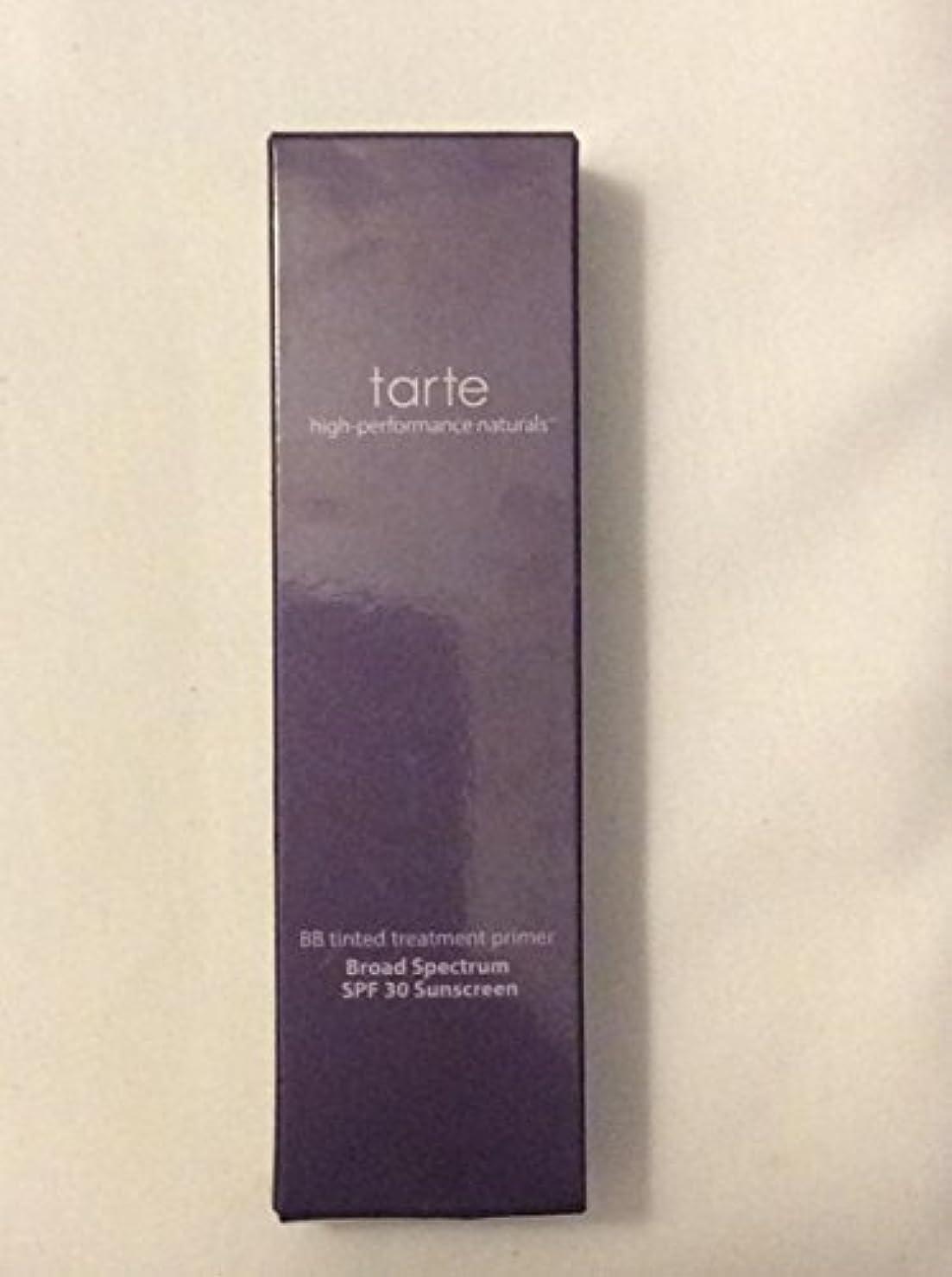 商人石の差別tarte BB tinted treatment 12-hour primer SPF 30 Medium