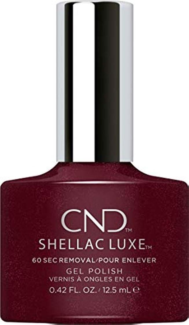 被害者通知するサイレントCND Shellac Luxe - Masquerade - 12.5 ml / 0.42 oz