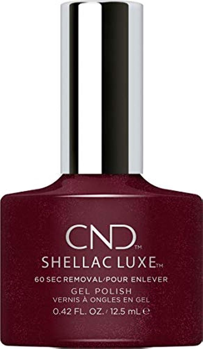 シェトランド諸島ショート鋼CND Shellac Luxe - Masquerade - 12.5 ml / 0.42 oz