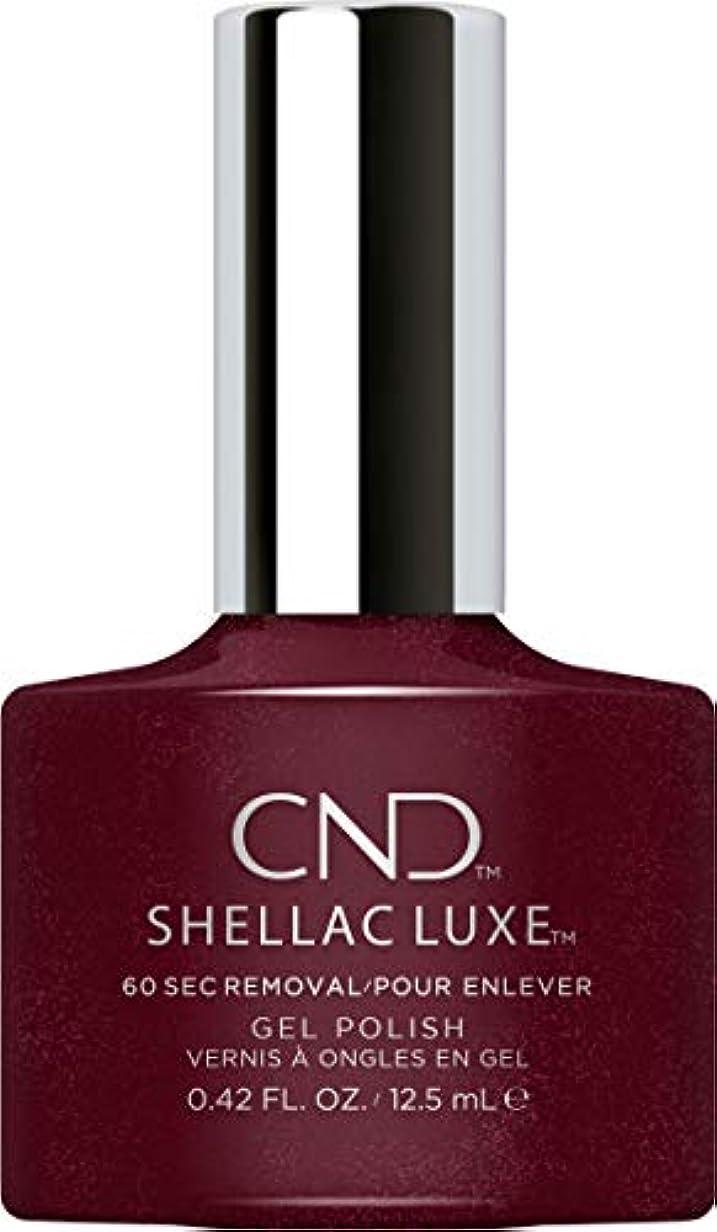 使用法持続するパキスタン人CND Shellac Luxe - Masquerade - 12.5 ml / 0.42 oz
