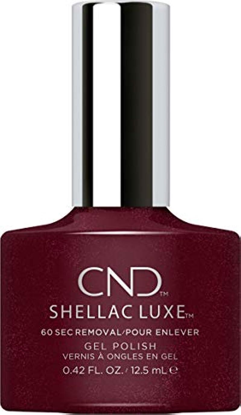 圧縮された相反する一致CND Shellac Luxe - Masquerade - 12.5 ml / 0.42 oz