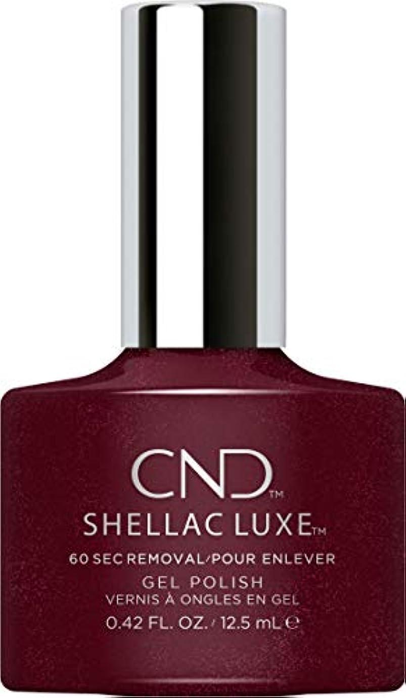 田舎者汚す国民投票CND Shellac Luxe - Masquerade - 12.5 ml / 0.42 oz