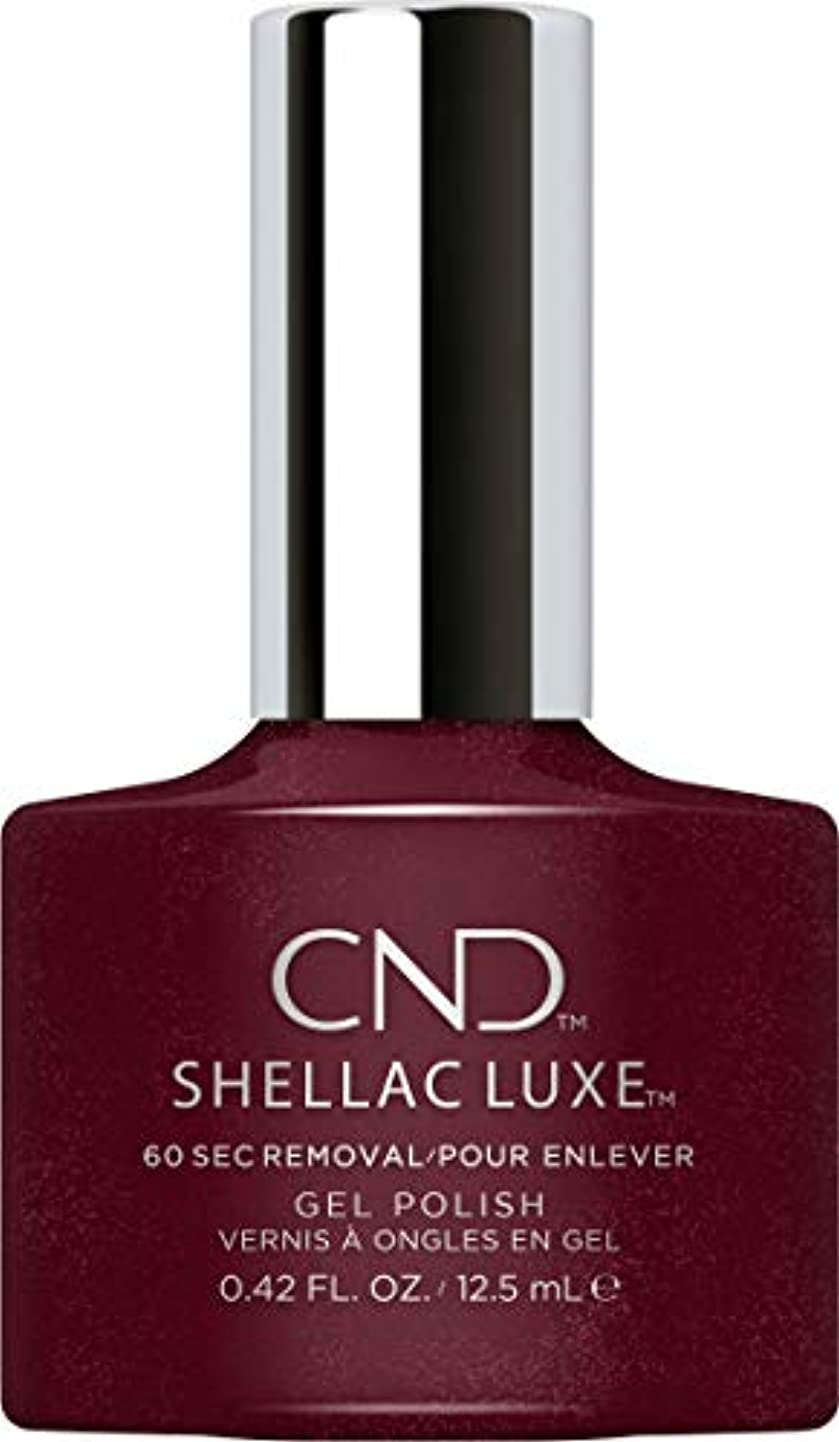 妖精一致びっくりしたCND Shellac Luxe - Masquerade - 12.5 ml / 0.42 oz