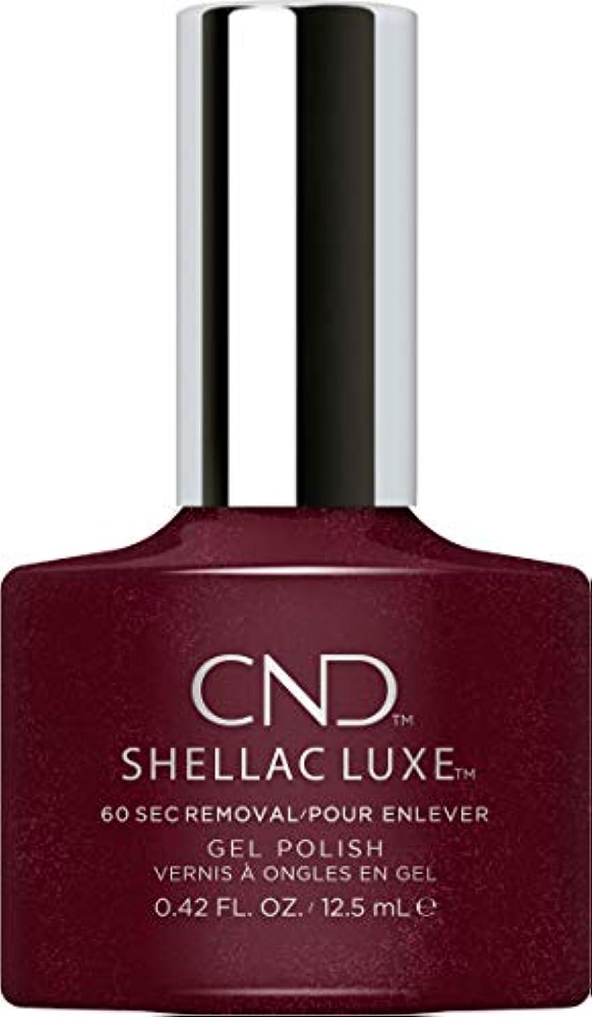 ソケットチップ想像するCND Shellac Luxe - Masquerade - 12.5 ml / 0.42 oz