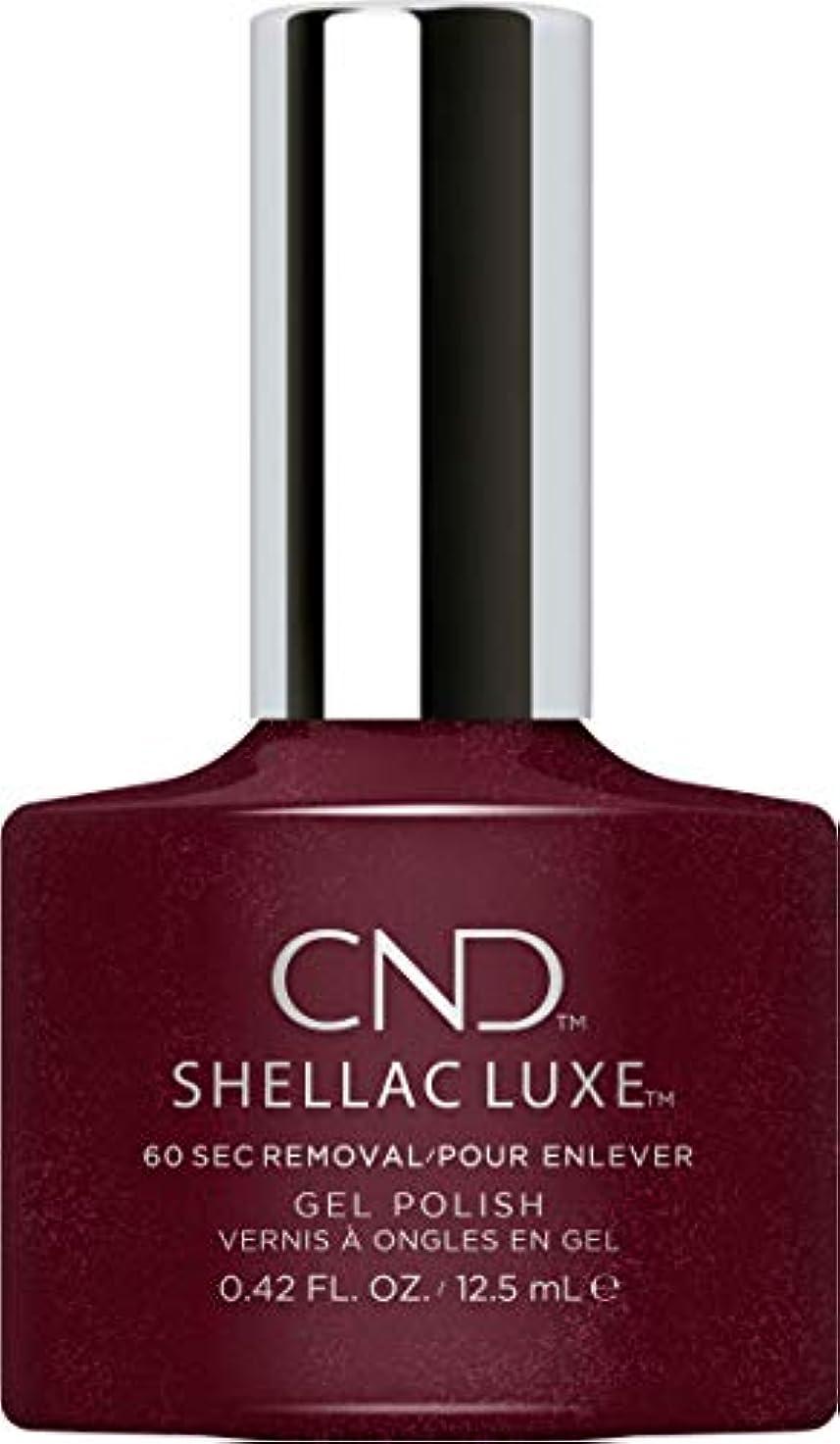 誤代表団決めますCND Shellac Luxe - Masquerade - 12.5 ml / 0.42 oz