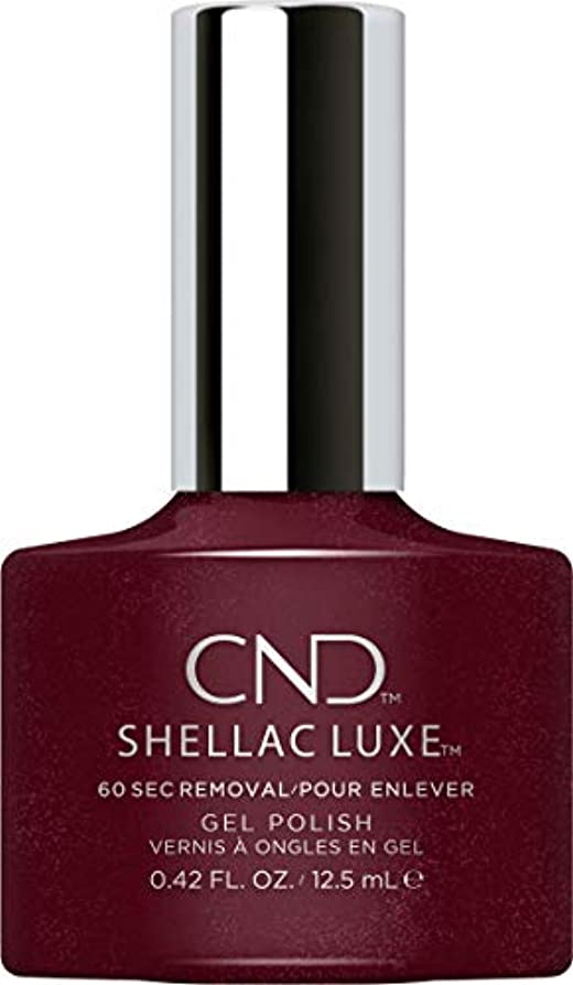エスニック不道徳橋脚CND Shellac Luxe - Masquerade - 12.5 ml / 0.42 oz
