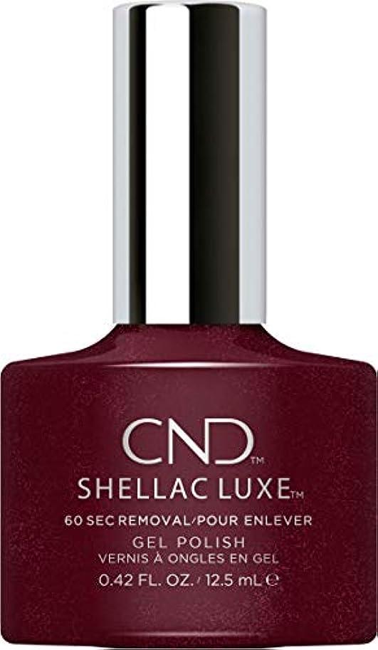 日付付きパシフィック肌寒いCND Shellac Luxe - Masquerade - 12.5 ml / 0.42 oz