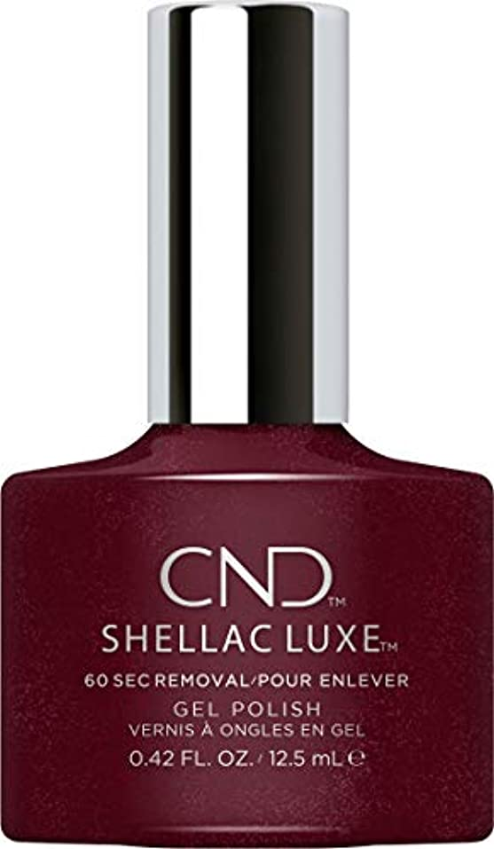 お酒どこか周辺CND Shellac Luxe - Masquerade - 12.5 ml / 0.42 oz