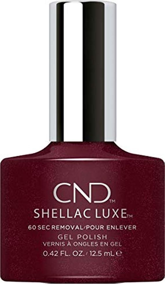 キッチン啓示最愛のCND Shellac Luxe - Masquerade - 12.5 ml / 0.42 oz
