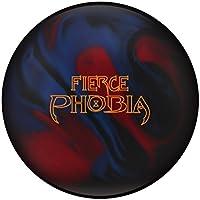 ハンマーFierce Phobia Bowling ball-ブルー/レッド/ブラック