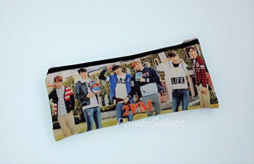 2PM【 ペンケース ポーチ 小物入れ】Ver.1