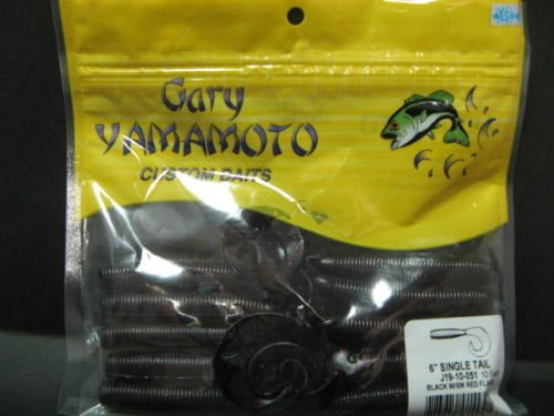 ゲーリーヤマモト(GaryYAMAMOTO)ルアー6インチジャンボグラブJ19-10-051