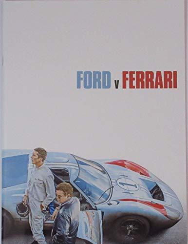 【映画パンフレット】フォードvsフェラーリ FORD V. FERRARI