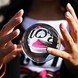H&D 健身球 - クリスタルボール(オリジナルクリア) (60mm*2個セット)