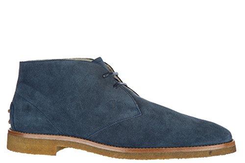 low priced 2a35d 9d837 Tod's メンズ polacchine stivaletti scarpe uomo camoscio ...