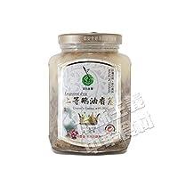 台湾産 御品能量上等香葱鹅油(赤ネギ入りガチョウ油)350g 中華食材調味料