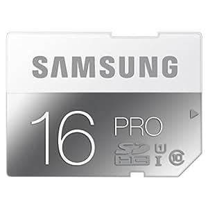 Samsung SDHCカード 16GB SAMSUNG PRO Class10 UHS-I対応 MB-SG16D/FFP
