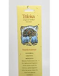 Triloka - 元の草の香のFrankincense - 10棒