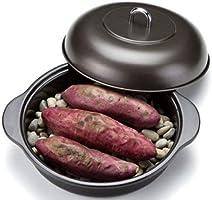 高木金属工业地瓜器搪瓷烤地瓜炉石带 IH · 燃气灶适用