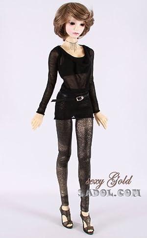 *SADOL* sexy Gold-1/60cm doll/洋服/(SD)