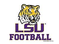 """NCAA Louisiana State University 69900013multi-useデカール、3"""" x 4"""""""