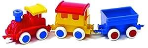 バイキングトイズ マキシセット ギフトにもおすすめの車のおもちゃのセット トレイン
